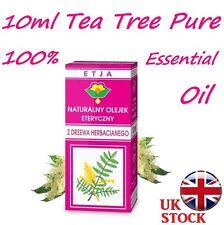 10ml Pure Essential Oil 100% Olejki ETJA Lavender, Mint, Tea Tree, Eucalyptus