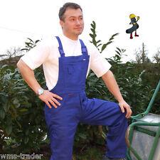 Salopette de travail vêtements Pantalons professionnels 240 Bleu
