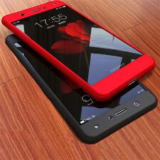 For Huawei Nova3i 3e 3 2i 2 Plus 360° Full Slim Back Case Cover + Tempered Glass