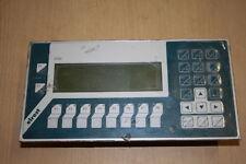 Elrest P150 Bedienterminal Operator Panel