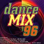 Dance Mix '96 Various Artists MUSIC CD
