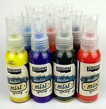 Pentart acqua-based media Mist spray Craft Art 50ml