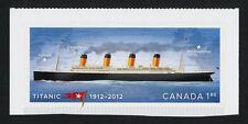 Canada 2538 MNH Ship Titanic