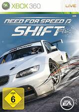 Need for Speed: Shift für Xbox 360 *gut* (mit OVP)