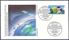 BRD 1983: geodesia + geofisica! hamburger Assemblea! FDC del N. 1187! 1a! 155