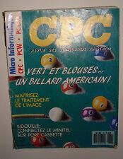 REVUE AMSTRAD CPC MENSUEL N°32 MARS 1988