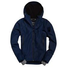 Superdry Men's Hooded Elite Windcheater Jacket Navy Sizes: S - XXXL