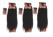 SENSATIONNEL Soft N soyeux Afro CHARMANT Twist TRESSE / Kinky styles - 61cm