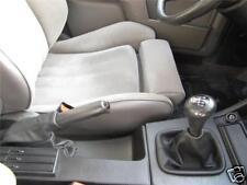 FITS BMW E30 BLACK GEAR HANDBRAKE GAITER QUALITY  LEATHER