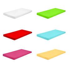 Coton drap housse pour lit bébé / lit 140x70 160x80 180x80 100%