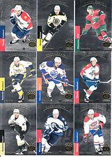 2013-14 13/14 UD SP Authentic 1993-94 SP Retro Premier Prospects U Pick Lot