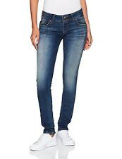 LTB Damen Jeans Hose Molly Erwina blue wash Größe wählbar Neuware  LA