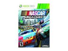 NASCAR: Unleashed - Xbox 360 FACTORY SEALED