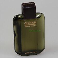 Quorum by Antonio Puig 7 ml Eau de Toilette mini en miniatura