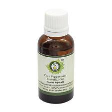 R V Essential Pure Peppermint Essential Oil Mentha Piperata Therapeutic Grade