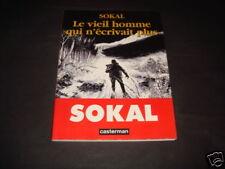 Sokal: Le Viel Homme qui n'écrivait plus Ed Originale