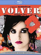 VOLVER Blu-Ray-New-Penelope Cruz-Carmen Maura-Lola Duenas-Blanca Portillo