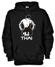 Felpa con cappuccio Sport hoodie KP12B Thai muay martial arts of Thailand มวยไทย