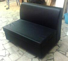 Divano due 2 posti Divanetto tessuto ecopelle sofà poltrona relax sedia 36colori