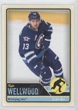 2012-13 O-Pee-Chee #215 Kyle Wellwood Winnipeg Jets Hockey Card