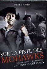 DVD - SUR LA PISTE DES MOHAWKS - Henry Fonda
