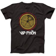Vid Phon Voight Kampff T-Shirt 100% Premium Cotton Inspired By Blade Runner