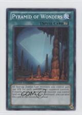 2012 Yu-Gi-Oh! Gold Series 5 (Haunted Mine) #GLD5-EN043 Pyramid of Wonders Card