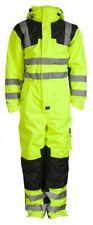 Warnschutzoverall für Winter, Thermooverall EN ISO 20471, wasserdicht und ...