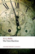THE TIME MACHINE - WELLS, H. G./ LUCKHURST, ROGER (EDT) - NEW PAPERBACK BOOK