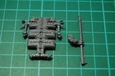 Warhammer-Hommes lezards-Gardes du temple-Etendard
