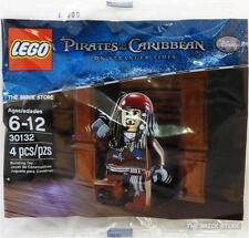 LEGO pirates of the caribbean-voodoo jack sparrow's polybag figure-scellé