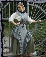 Mittelalter Marktkleid - Überkleid Raven  Epic Armoury
