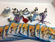 Auswahl Die Pinguine aus Madagascar , Hello Kitty  Sätze , Einzelfiguren mit BPZ