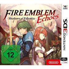 Fire Emblem Echoes Shadows of Valentia Nintendo 2DS 3DS Spiel, NEU&OVP