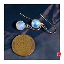 33d82d43a697f Moonstone Drop/Dangle Yellow Gold Fine Earrings for sale | eBay