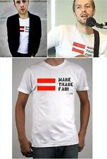 COLDPLAY  CHRIS MARTIN MAKE TRADE FAIR T-SHIRT NEW! all sizes!!