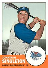 2012 Topps Heritage Minors Baseball #1-250 - Your Choice *GOTBASEBALLCARDS