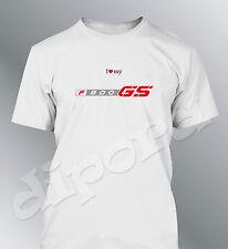T-shirt personalizzato F800GS S M L XL XXL uomo moto F800 GS