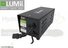 LUMii 600w METAL CASE Quiet Running Ballast Grow Light for HPS MH Bulbs