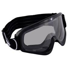 Oxford FURIA Adulto Gafas de motocross Negro, Blanco Negro Mate MX todoterreno