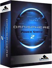 Spectrasonics Omnisphere 2 Power Software Synthesizer für MAC/PC VST/AU/RTAS NEU