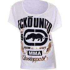 Ecko MMA Ladies Raw & Uncut T Shirt
