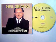 NEIL SEDAKA CD ONE MORE MOUNTAIN TO CLIMB 1996