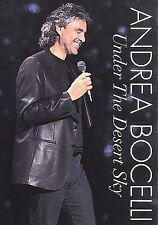 LIVE - Andrea Bocelli: Under the Desert Sky