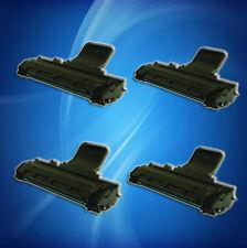 4PK TONER MLT-D108S for Samsung  ML-1640 ML1641 ML1642 ML2240 ML2241 ML2242