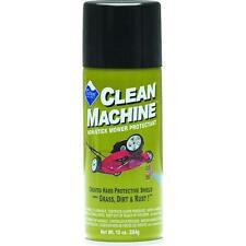 6pk Clean Machine Mower Nonstick Snow Blower Auger Teflon Chute Deck Spray 130