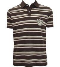 Oxbow Rambert Polo Shirt in Dark Brown