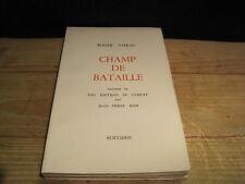 Roger VITRAC: Champ de bataille