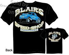 1940 Willys T shirt Vintage Hot Rod Shirts Speed Shop Tee Sz M L XL 2XL 3XL, New