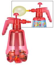 Wasserbomben mit Pumpe 100 Wasserbomben 1 Pumpe 1,7 Liter Ballon